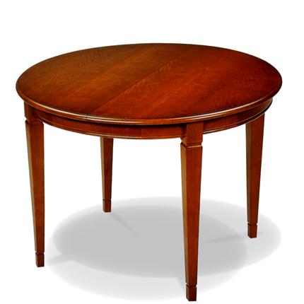 Mesas de comedor extensibles en betty co - Mesa circular extensible ...