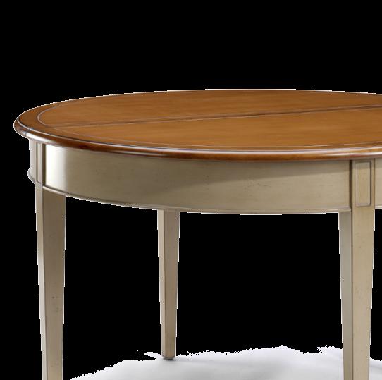 Mesas de comedor cl sicas extensibles en betty co for Mesas de comedor rectangulares