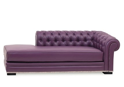 Chaise-Longue clásica chester Agnes en Betty&Co.