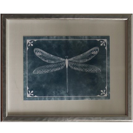 Cuadro vintage Dragon-fly 3 en Betty&Co.