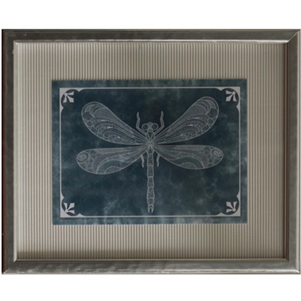 Cuadro vintage Dragon-fly 4 en betty&Co.
