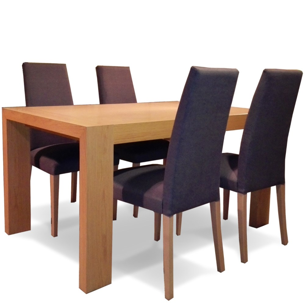 Mesa Comedor Extensible 4 Sillas En Oulet Betty Co