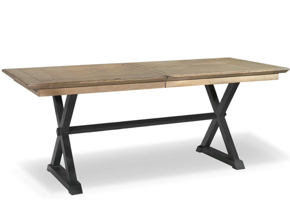 mesa comedor retro industrial brooklyn en betty co