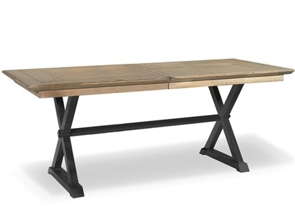 Mesa comedor retro industrial Brooklyn en Betty&Co.