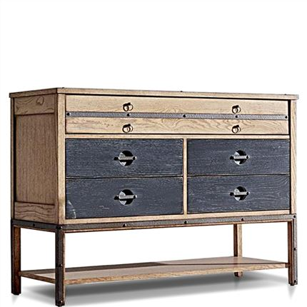 Mueble industrial cajones Tribeca en Betty&Co.