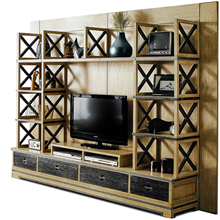 Mueble libreria industrial Tribeca en Betty&Co.