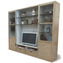 Mueble modular contemporáneo vintage para tv Loft en betty&Co.