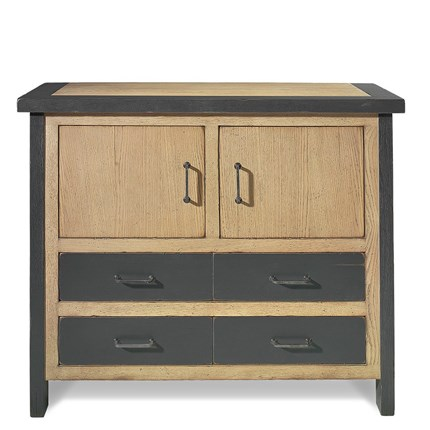 Mueble recibidor retro industrial Brooklyn en Betty&Co.