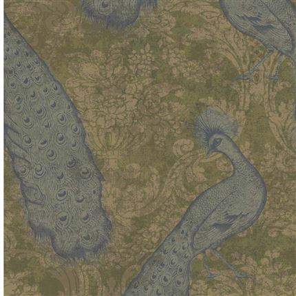 Papel de pared tropical animales Byron 94-7037 Cole&Son en Betty&Co.