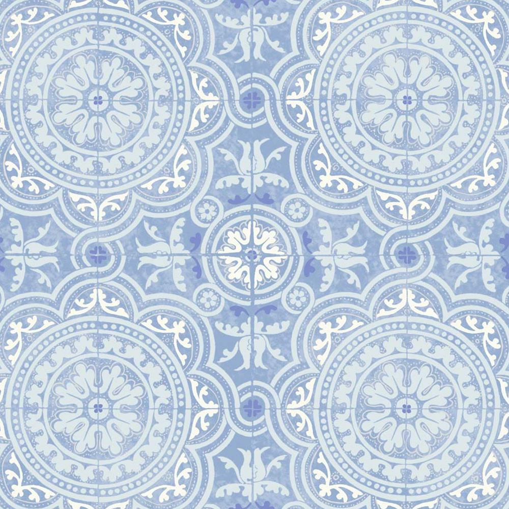 Papel para paredes vintage turquesa piccadilly 94 8042 for Papel pared turquesa