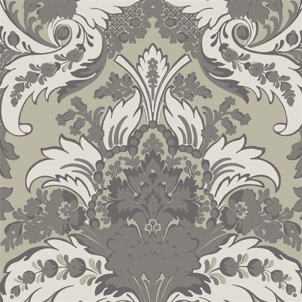 Papel pared vintage hojas Aldwych 94-5026 Cole&Son