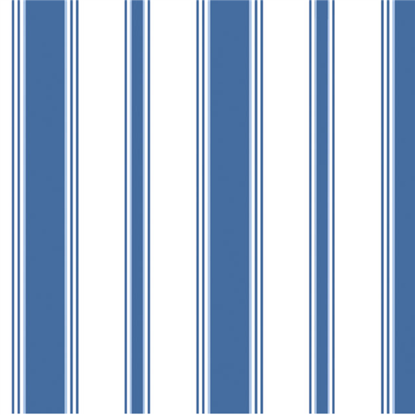 Papel pintado rayas azul Cambridge 96-1003 Stripe Cole&Son