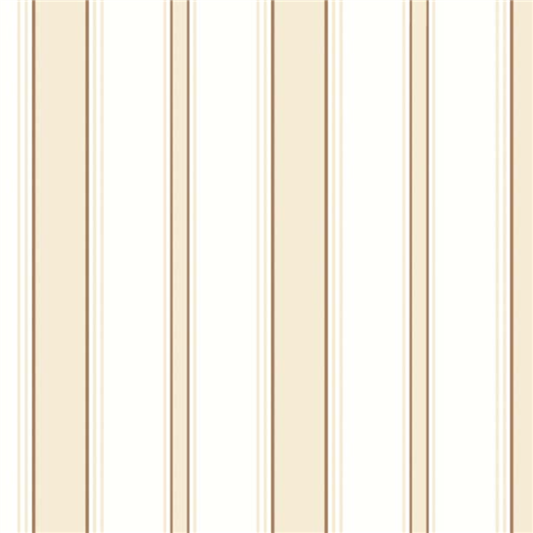 Papel pintado rayas beige Cambridge 96-1005 Stripe Cole&Son