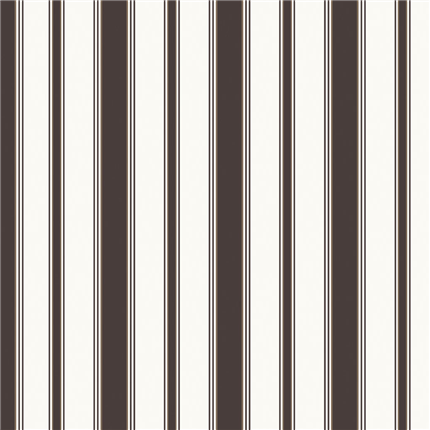 Papel pintado rayas negro Cambridge 96-1002 Stripe Cole&Son en Betty&Co.