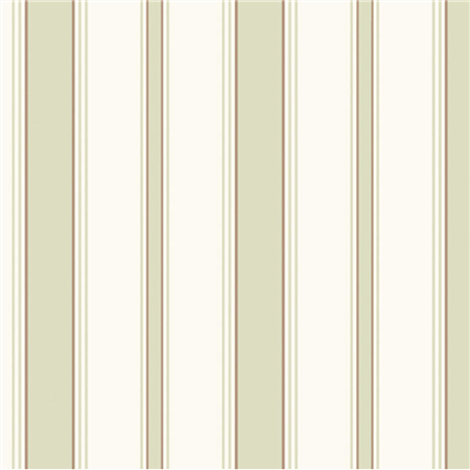 Papel pintado rayas verde Cambridge 96-1006 Stripe Cole&Son en Betty&Co.