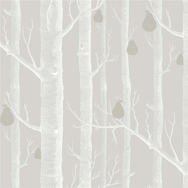 Papel pintado vintage Cole&Son Woods & pears 95-5029
