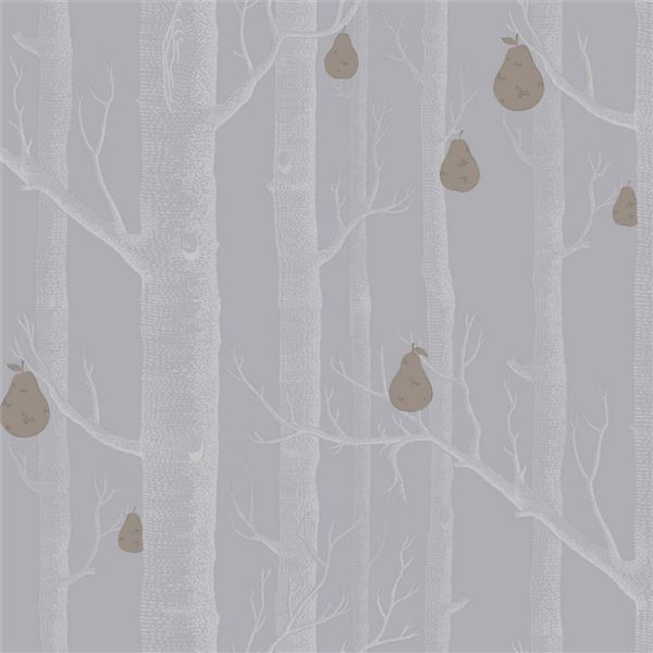 Papel pintado vintage Cole&Son Woods & pears 95-5030