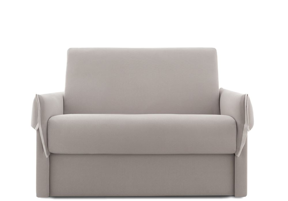 Sillon cama 1 plaza plegable moderno lars en betty co for Sillon cama colchon