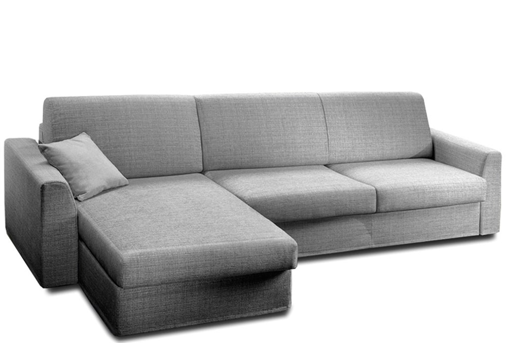 Sofa cama chaise longue moderno steve en betty co for Sofa cama diseno moderno