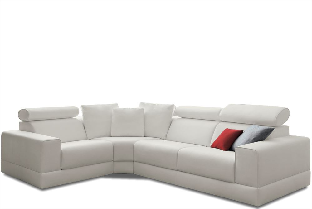 Sofa rinconera moderna cabezal abatible bremen en betty co - Sofa rinconera moderno ...
